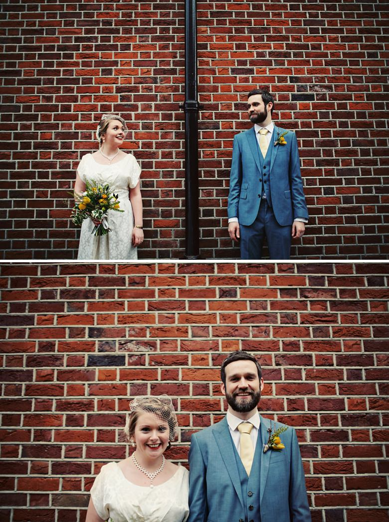 Alternative Wedding Portraits