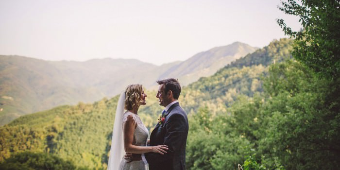 Suzanne & James | Tuscany Wedding | Villa Catureglio