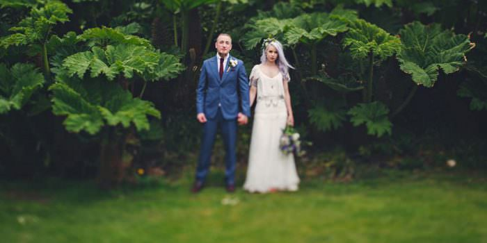 Ballybeg house Alternative Wedding Photography - Wicklow Photographer Ireland | N+D