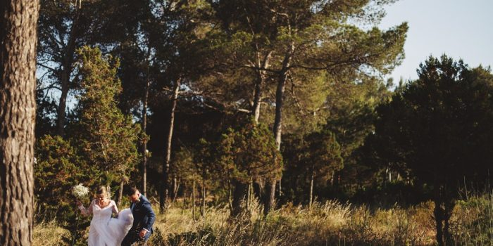 Ibiza Wedding Photography with Michelle & Jonny