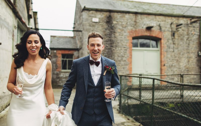 Una + Joe The Millhouse Slane Wedding