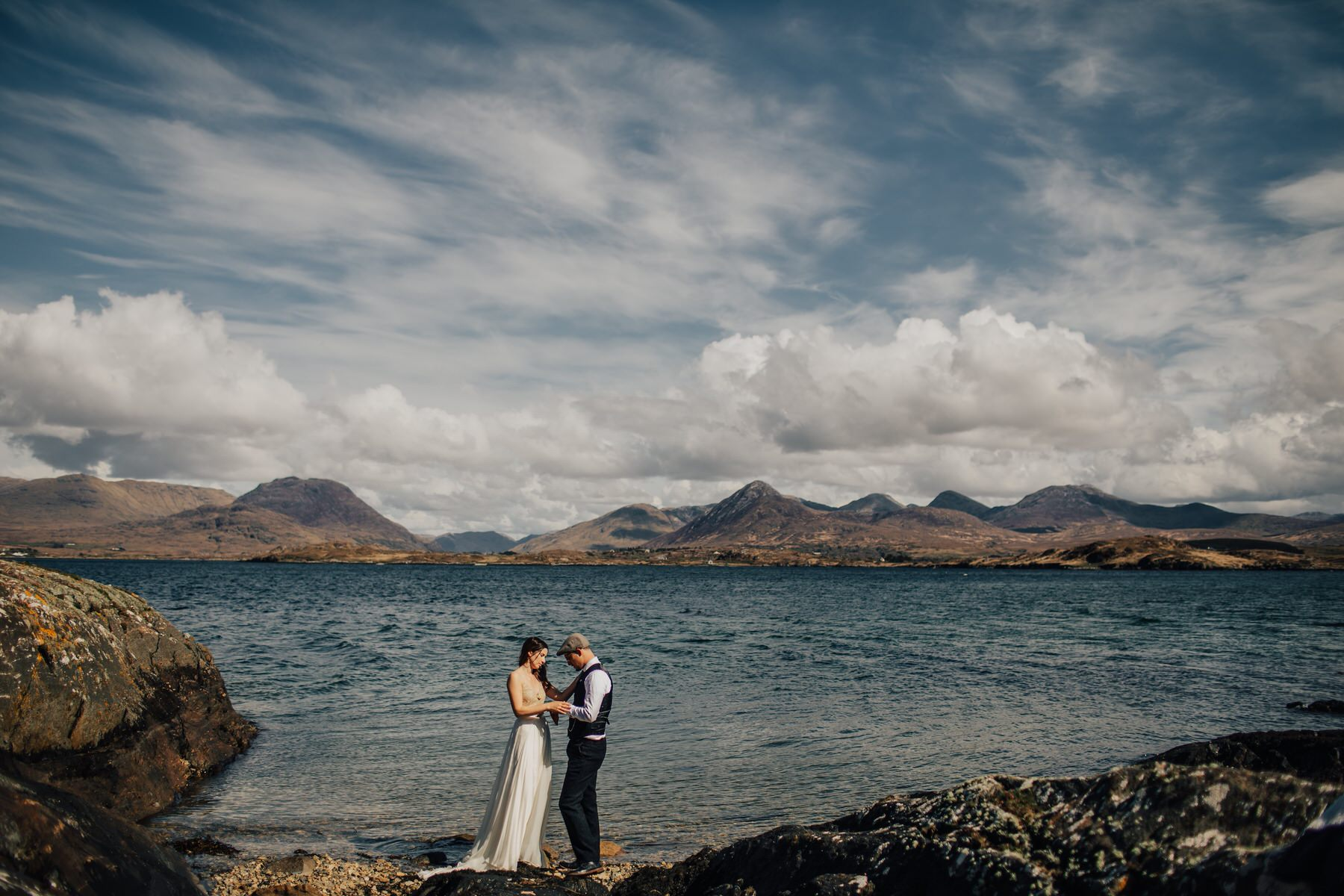 Clifden Wedding