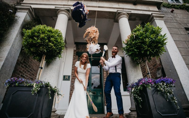 Wedding Photography at Horetown House with Claire & Eoghan