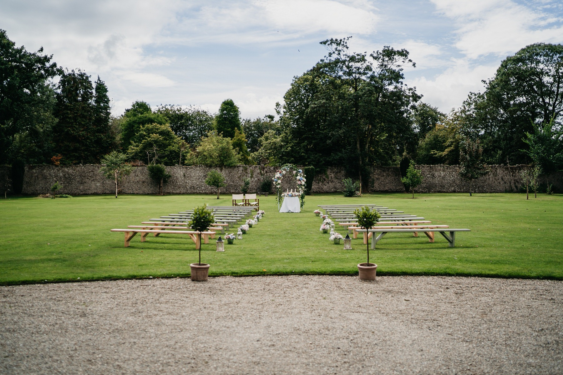 Irish Wedding Photographer Cloughjordan House