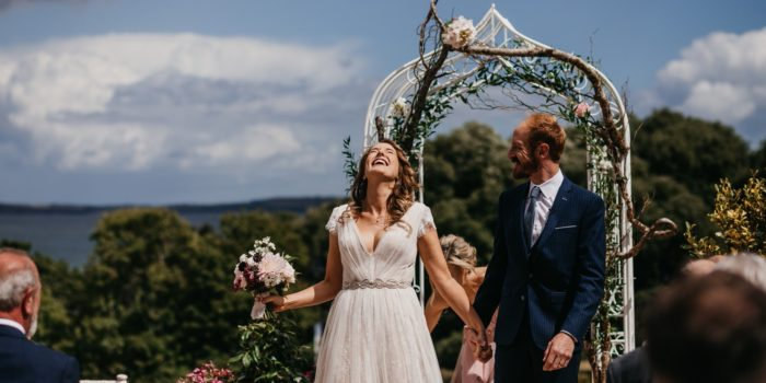 Documentary Wedding Photographer Ireland | Basil & Deirdre at the Haven