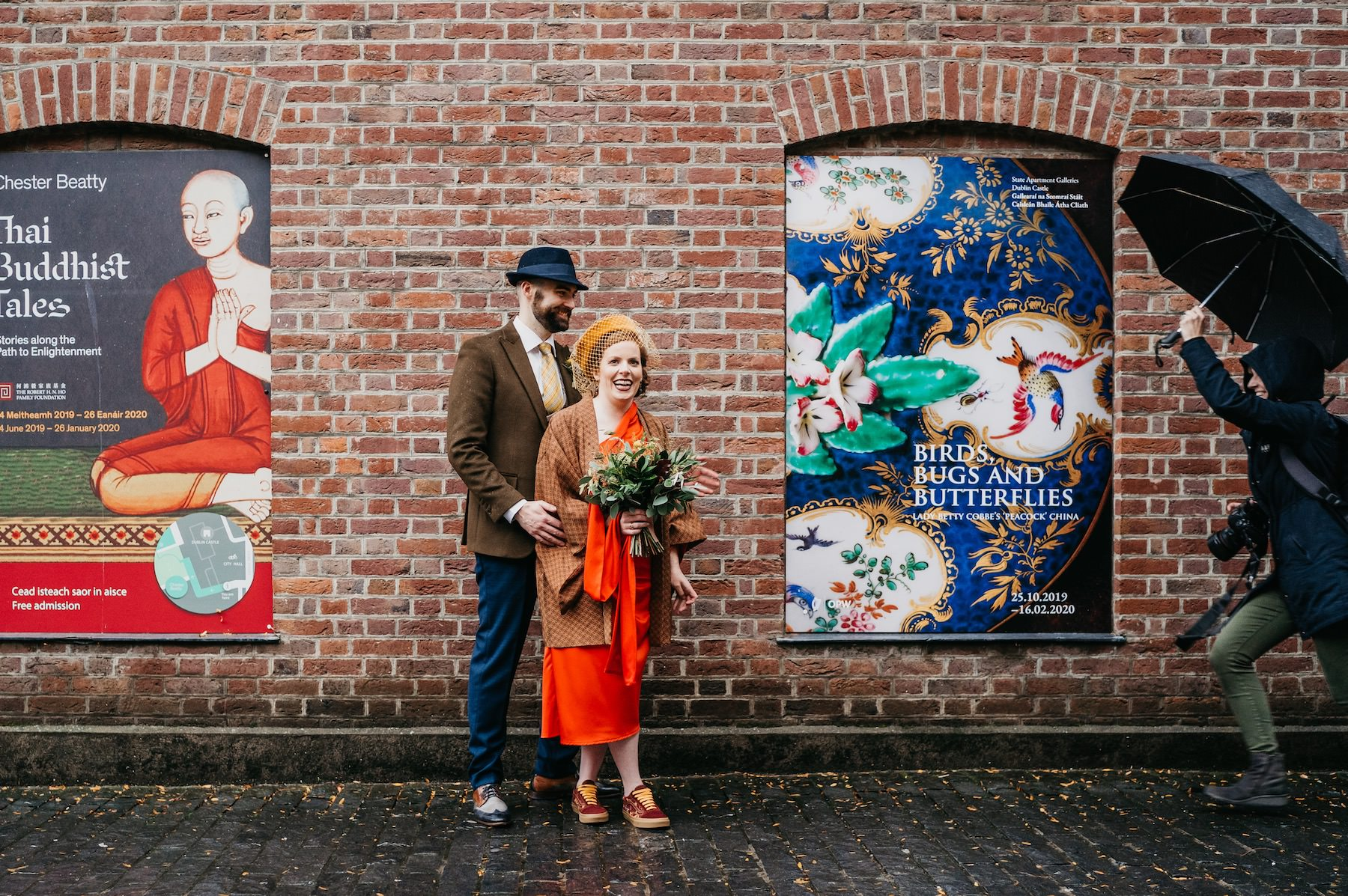 Dublin City Wedding photographers a wedding at Cliff townhouse